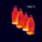 Temperaturmessung in der Glasindustrie